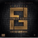 J.Pizzle - Family 1st mixtape cover art
