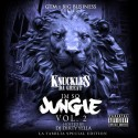 Knuckles Da Great - I'm So Jungle 2 mixtape cover art