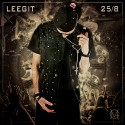 Leegit - 25/8 mixtape cover art