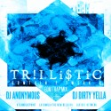 Trillistic 2 (Somethin 2 Twerk 2) mixtape cover art
