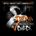 Trubb - Background Check mixtape cover art