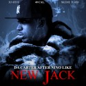 40 Cal. - Da Carter Afer Nino Like New Jack mixtape cover art