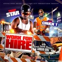 Trap Star - Work For Hire mixtape cover art