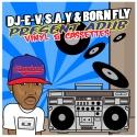 A-Dub - Vinyl & Cassettes mixtape cover art
