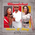 Bloodshot - Here To Stay mixtape cover art