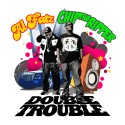 Al Fatz & Chip Tha Ripper - Double Trouble mixtape cover art