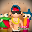 J-Maxamil - They Dont Understand mixtape cover art