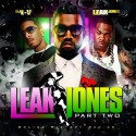 Leak Jones, Part 2 mixtape cover art