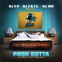 Pooh Gutta - Hard Mattress mixtape cover art