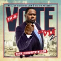 Ray Jr. - Vote Or Die 2 mixtape cover art