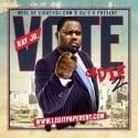 Ray Jr. - Vote Or Die 2 mixtape cover art