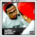Santino Corleon - The Hangover mixtape cover art