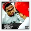 Santino Corleon - The Hangover mixtape cover art