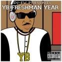 YB - Freshman Year mixtape cover art