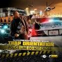 Young Shank - Trap Orientation mixtape cover art