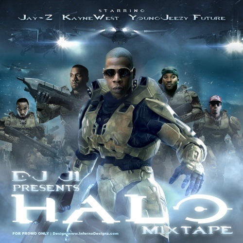 Halo Mixtape