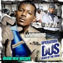 J.Futuristic - Operation D.O.S. (Death Of Swag) mixtape cover art