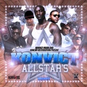 Konvict Allstars mixtape cover art
