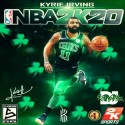 NBA 2K20 (Kyrie Irving Edition) mixtape cover art