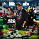 Hood Doe - Glazaholic mixtape cover art