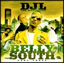 Belly Of The South, Pt. 3 mixtape cover art