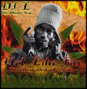 Sizzla - Hot Like Fire, Pt. 1 (The Real Best Of Sizzla) mixtape cover art