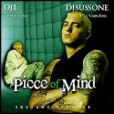 Eminem - Piece Of Mind mixtape cover art
