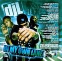 In My Own Lane, Pt. 3 mixtape cover art