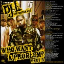 Who Want A Problem, Pt. 3 mixtape cover art