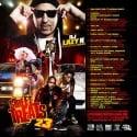 Street Treats 23 mixtape cover art