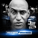 5ive Mics - Greatness = Greatness mixtape cover art