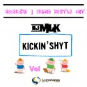 #KickinShyt 3 mixtape cover art