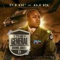 Jadakiss - The General mixtape cover art