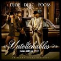 Jadakiss & Styles P - The Untouchables mixtape cover art