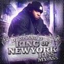 King Of New York (Kiss My Ass) mixtape cover art