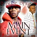 Papoose & Uncle Murder - The Main Event mixtape cover art