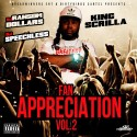 King Scrilla - Fan Appreciation mixtape cover art