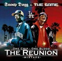 Snoop Dogg & The Game - The Reunion Mixtape mixtape cover art