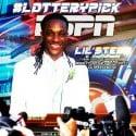 Dat Boy Lil Stebo - Lottery Pick mixtape cover art