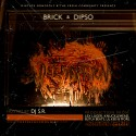 Brick & Dipso - The Deterioration mixtape cover art