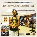 Bryyce & Poncho - Setting Standards mixtape cover art