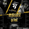 Dedicated To My Grind mixtape cover art