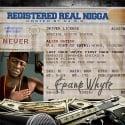 Frank Whyte - Registered Real Nigga mixtape cover art