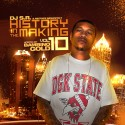 History In The Making 10 (Hosted By Bambino Gold) mixtape cover art