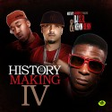 History In The Making 4 mixtape cover art