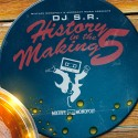 History In The Making 5 mixtape cover art
