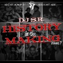 History In The Making 7 mixtape cover art