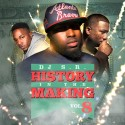 History In The Making 8 mixtape cover art