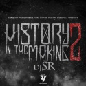 History In The Making 2 mixtape cover art