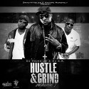 Hustle & Grind mixtape cover art